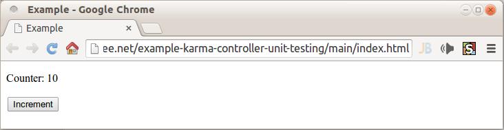 Ví dụ minh họa về Controller